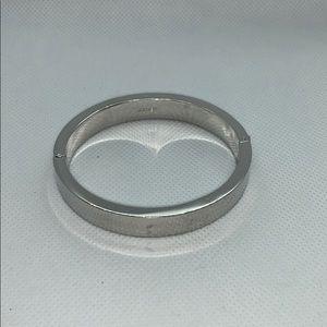 J. Crew silver bracelet